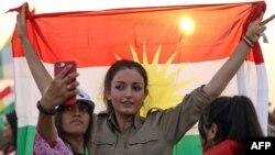İraq kürdləri referenduma gedir