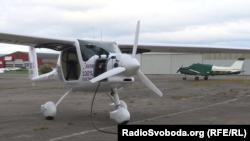 Електричний літак Alpha Electro G2