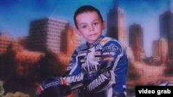 A fan of 3-D puzzles, Kolya also enjoyed motorcross.