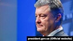 Petro Poroshenko (file photo)