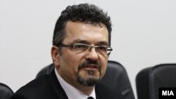 Претседателот на Судскиот совет, Зоран Караџовски.
