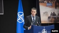 Андерс Фог Расмусен, генерален секретар на НАТО