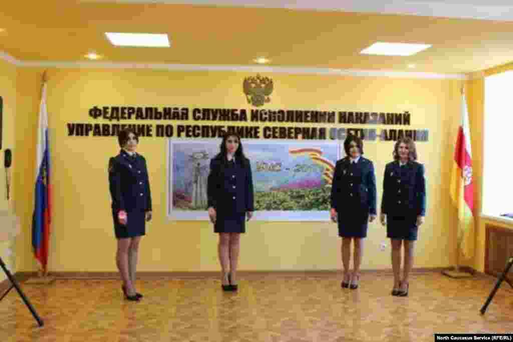 """В финал конкурса """"Мисс уголовно-исполнительная система – 2017"""" прошли всего четыре девушки"""