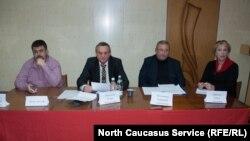 Пресс-конференция коммунистов в Сочи