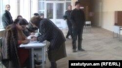 ՏԻՄ ընտրություններ Իջեւանում, 13 նոյեմբերի, 2011