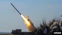 Випробування ракет українського виробництва на Одещині, 21 березня 2017 року
