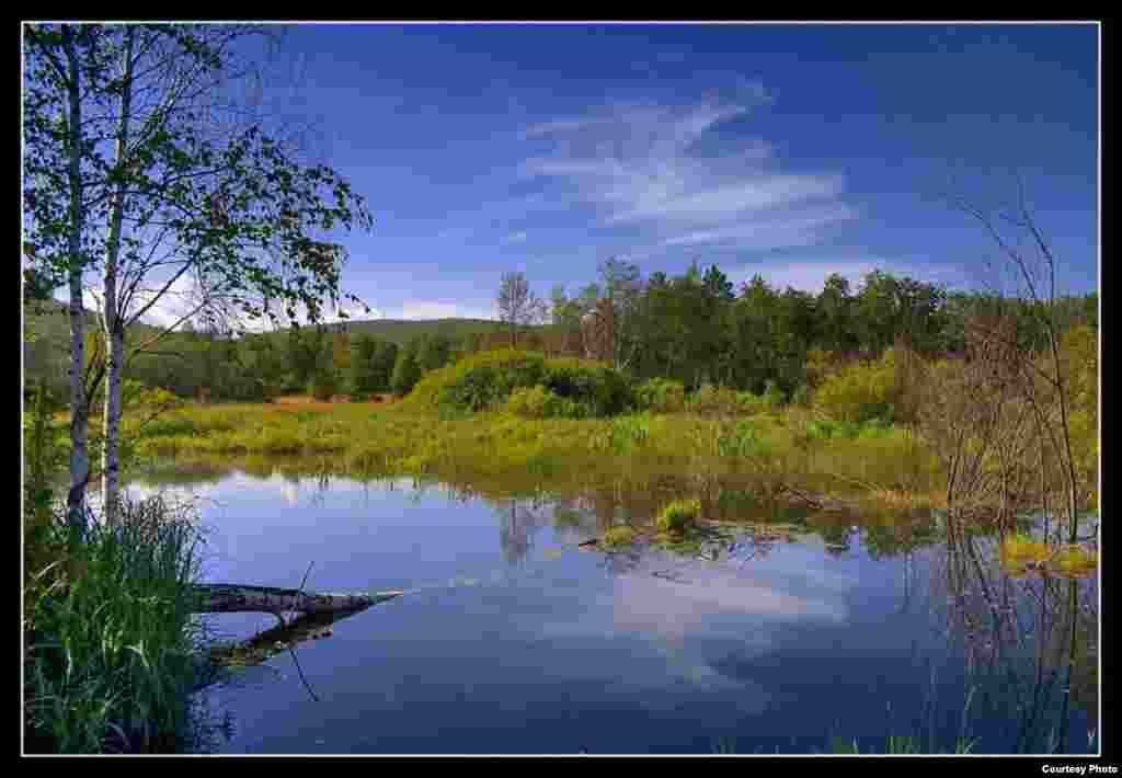 Река Малый Сыростан