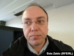 Sergej Abramov na konferenciji o medijima i korupciji, 24. siječanj 2012.