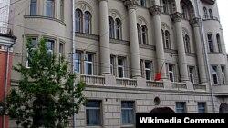 Посольство КР в Москве. Источник - фото Wikipedia