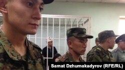 Садыр Жапаров сотто.