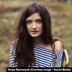 Ірына Цілык, фота Тані Рызьвянюк