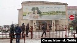 В этой школе в Столбцах произошло нападение
