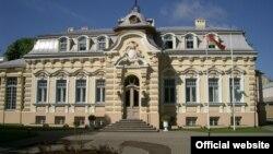 Беларуская амбасада ў Вільні