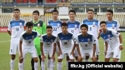 Кыргызстандар футбол боюнча уландар командасы.