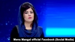 Мена Мангаль, телевизионная журналистка, убитая в Кабуле 11 мая 2019 года.
