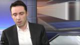Мэр Еревана Айк Марутян в студии Азатутюн ТВ, Ереван, 21 января 2019 г.