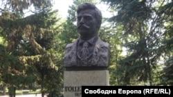 Паметникът на Гоце Делчев в София