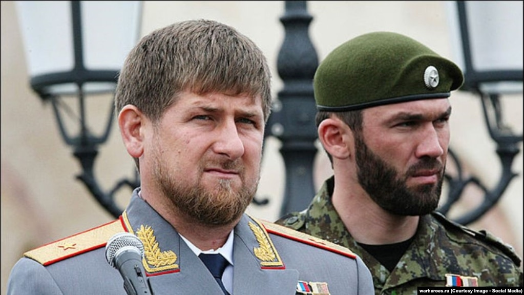 Image result for Ramzan Kadyrov
