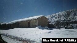 Pamje nga provinca Baluçistan në Pakistan
