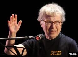 Наталья Горбаневская. 2013 год