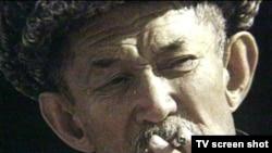 «Қайран, Шәмші» деректі фильмінен көрініс.