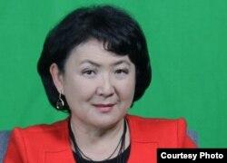 Тамара Валиева.