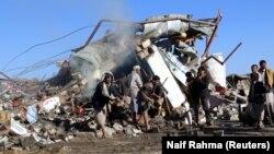 Последици од саудиското бомбардирање во Јемен
