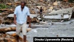 28-майда Шри-Ланкадагы суу ташкыны 151 адамдын өмүрүн кыйды.