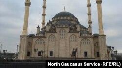 Мечеть, Грозный