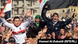 Mosulda nümayiş