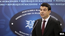 министерот за надворешни работи на РМ Никола Попоски