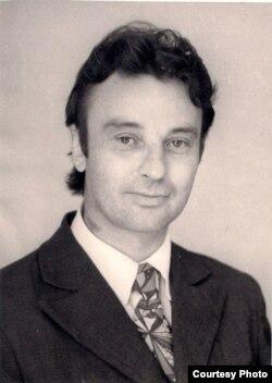 Міхась Стральцоў. Канец 1970-х гг. З фондаў БДАМЛМ