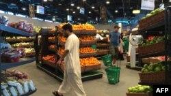 فروشگاه زنجیرهای المیره در دوحه