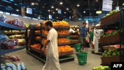 Катардагы дүкөндө