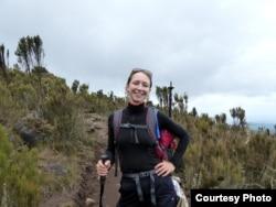 На шляху да вяршыні Кіліманджара