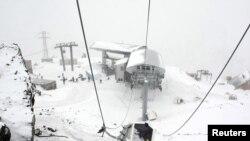 20 февраля 2011 года в Кабардино-Балкарии была подорвана одна из опор канатной дороги