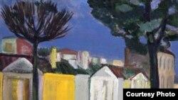 """Завен Аршакуни. «Фонтанка», 1993 год. [Фото — <a href=""""http://museum.ru"""" target=_blank>Музеи России</a>]"""