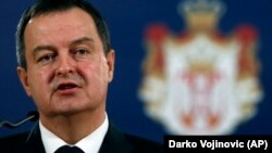 Ministar spoljnih poslova Srbije Ivica Dačić