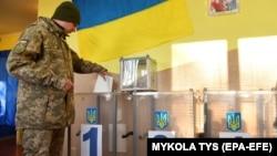 Голосування на виборах президента України на Львівщині, 31 березня 2019 року