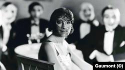 """Карнавал на круизном судне. Кадр из фильма Жана Гремийона """"Мулатка Дайна"""" (1932)"""