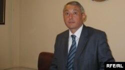 Кайрат Нуркадилов, начальник управления жилья акимата города Алматы. 12 ноября 2009 года.