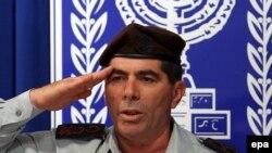 ژنرال گابی اشکنازی رئيس ستاد مشترک ارتش اسرائيل (عکس از AFP)
