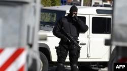 Pripadnik antiterorističkog tima srpske policije, ilustrativna fotografija