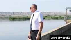 Ильхам Алиев, архивная фотография