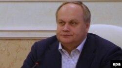 Ресей спорт министрінің орынбасары Юрий Нагорных.