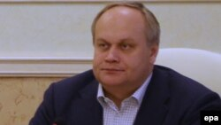 Заместитель министра спорта России Юрий Нагорных.