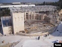 Yaşıl teatr, 2007
