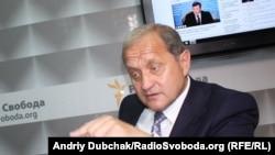 На снимке: Анатолий Могилев - председатель совета министров Республики Крым