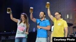 Отворање на Пиво фест во Прилеп 2012.