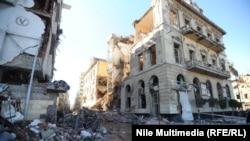 Результати нападу в Ель-Мансурі